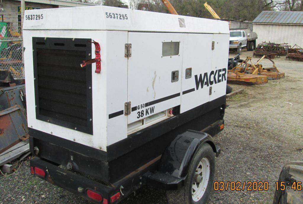 Wacker G50 For Sale